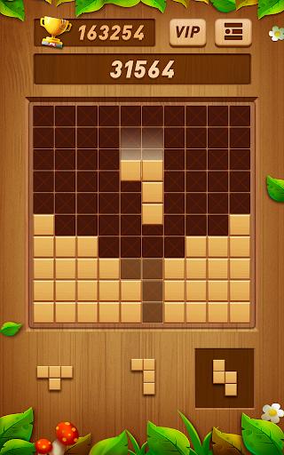 Wood Block Puzzle - Free Classic Block Puzzle Game 1.5.10 screenshots 10