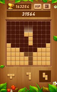 Wood Block Puzzle – Free Classic Block Puzzle Game 10