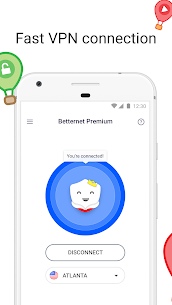 Betternet VPN Premium v5 2 0 Cracked APK | APKMB Com