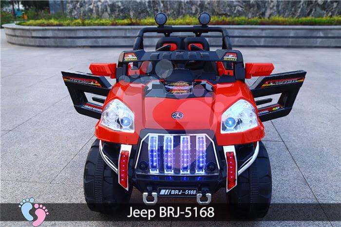 Xe oto điện cho bé Jeep BRJ-5168 6