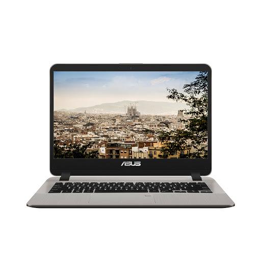 Máy tính xách tay/ Laptop Asus X407UA-BV309T (i3-7020U) (Vàng)