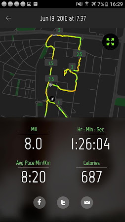 Running Distance Tracker + 2.0.5 screenshot 2088613