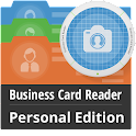 Business Card Reader Personal icon
