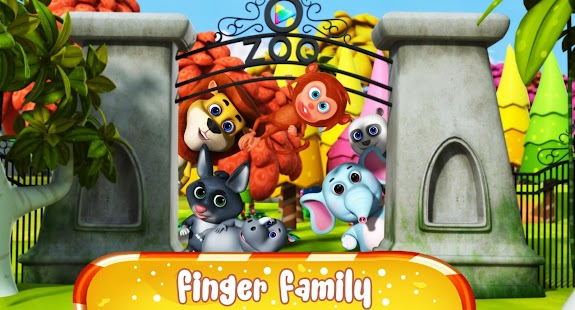 Finger Family Nursery Rhymes and Songs - náhled