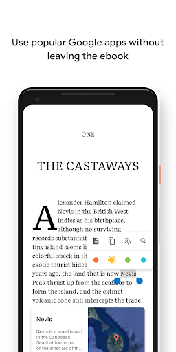 Google Play Books - Ebooks, Audiobooks, and Comics 5.10.7_RC09.322191915 Screenshots 7