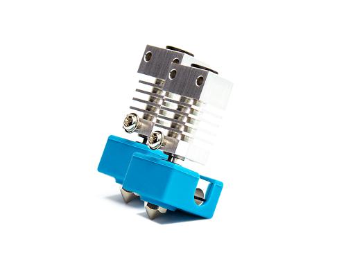 Micro Swiss MK10 All Metal Hotend Kit .4mm Nozzle WANHAO FlashForge Dremel Idea Builder Micro-Swiss M2559-04