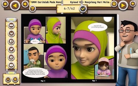 Menjelang Hari.. UMMI Ep12 HD screenshot 12