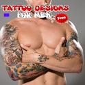 Tattoo Designs For Men icon