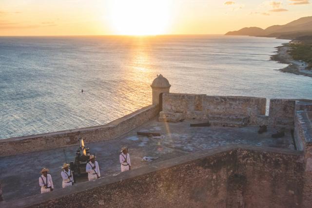 Cuba Cruise Santiago de Cuba