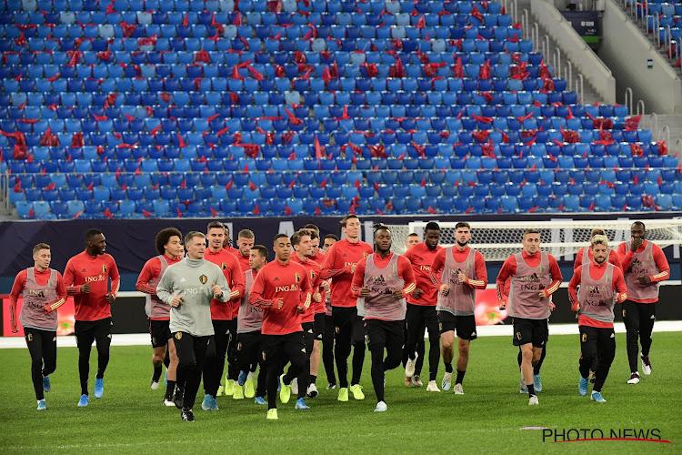 Avondklok in Brussel dwingt Rode Duivels uit te wijken naar ander stadion