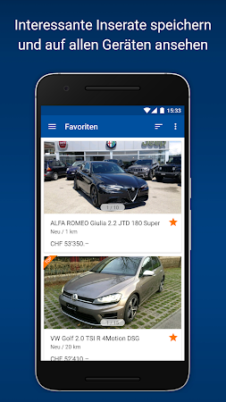 AutoScout24 Schweiz 3.0.5 screenshot 571173