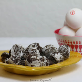 Chocolate Truffles Eggnog Recipes