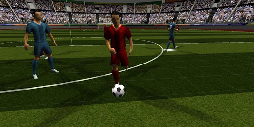 Playing Football 2020 android2mod screenshots 2