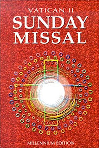 VATICAN II SUNDAY MISSAL (RED COVER)