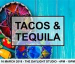Tacos & Tequila : Daylight Studio at Bree St Studios Building