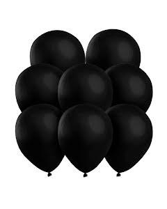 Svarta ballonger, 25 st