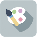Material Design Library icon