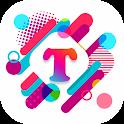 Textify -  Text on Photo icon