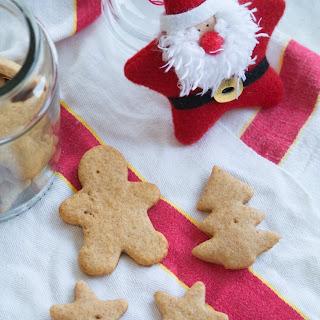 Sugar Free Spelt Cookies.