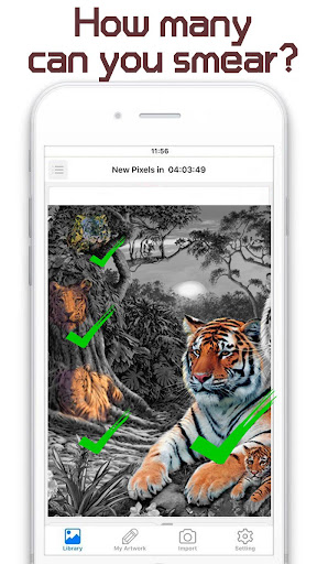 Pixel Artbook - Color by Number 2.0.0 {cheat|hack|gameplay|apk mod|resources generator} 2