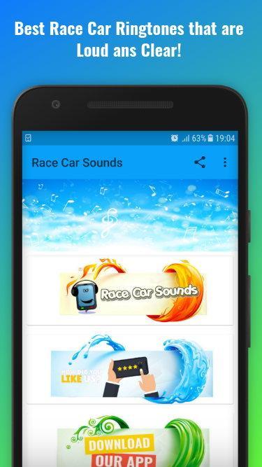 Race Car Sounds – (Android Εφαρμογές) — AppAgg