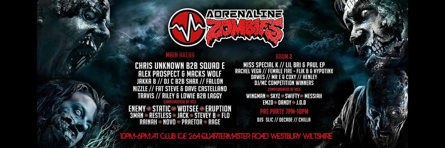 Adrenaline Stompers Zombies 7