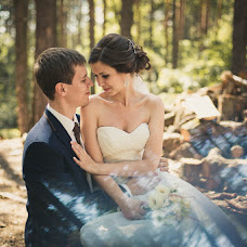 Wedding photographer Aleksey Khvalin (khvalin). Photo of 08.09.2014