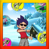 Yokai Adventure in Ice Island