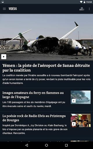 Le Monde, l'info en continu screenshot 19