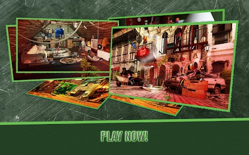 Hidden Object Haunted House of Fear – Mystery Game 4