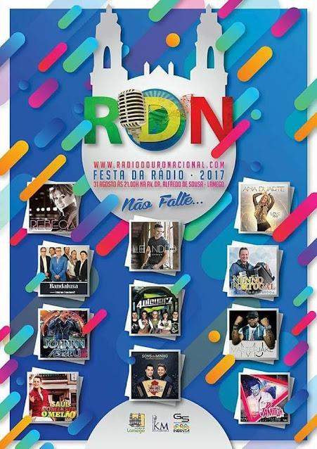 Festa da Rádio Douro Nacional 2017 – Lamego