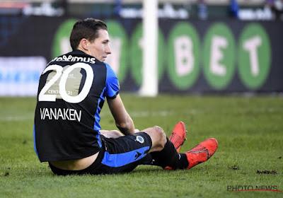 Vanaken aurait pu jouer pour un autre grand club belge