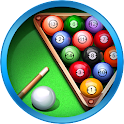 Snooker game icon