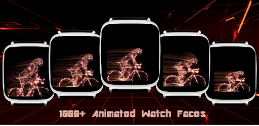 1000+ Animated Watch Faces - Apps on Google Play