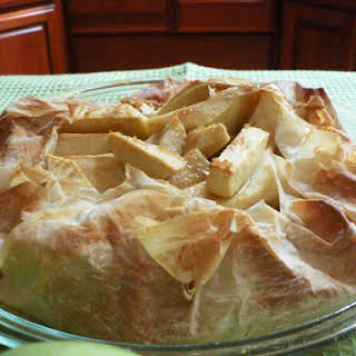 Apple Pie With Phyllo Dough Recipes.