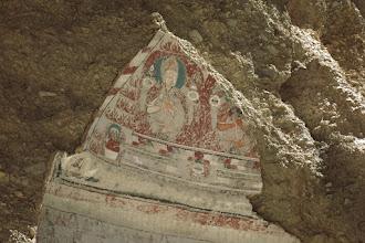 Photo: Montée à la gompa de Chudzong