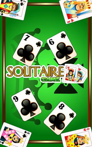 ソリティアカードゲーム
