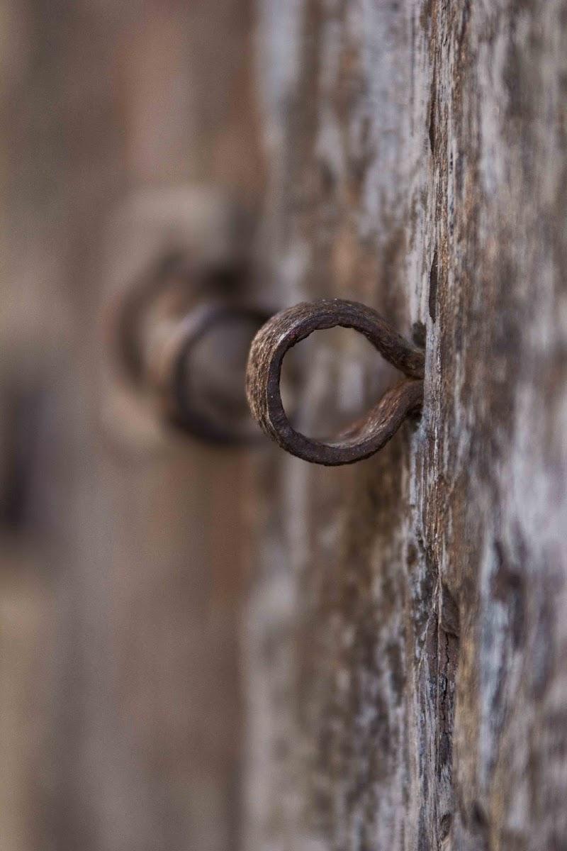 vecchia serratura di antonioromei