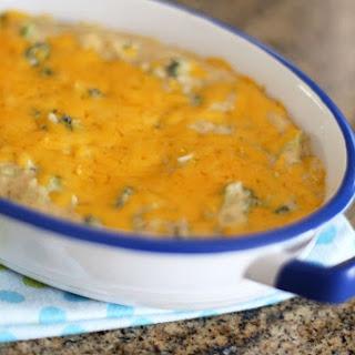 Broccoli Rice Casserole.