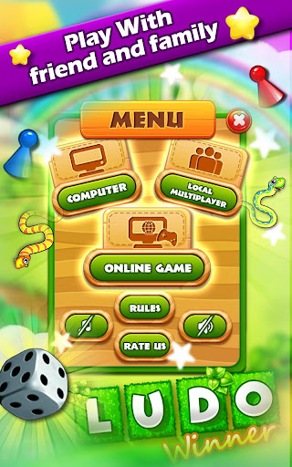 Ludo Game : Ludo Winner screenshots 13