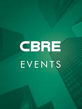 CBRE Events screenshot thumbnail