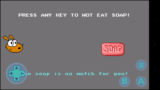 Don't Eat Soap- screenshot thumbnail