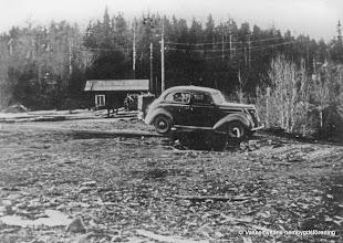 Photo: Ingelsgruvan-smedjan 1941