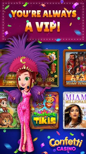 Confetti Slots™ Casino: Real Vegas Free Slot Games