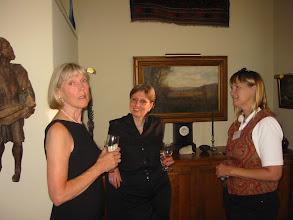 Photo: Lillian Saari, Carolyn Scheer-Luce, and Robin Keller