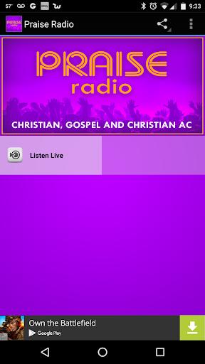 Praise Radio  screenshots 1