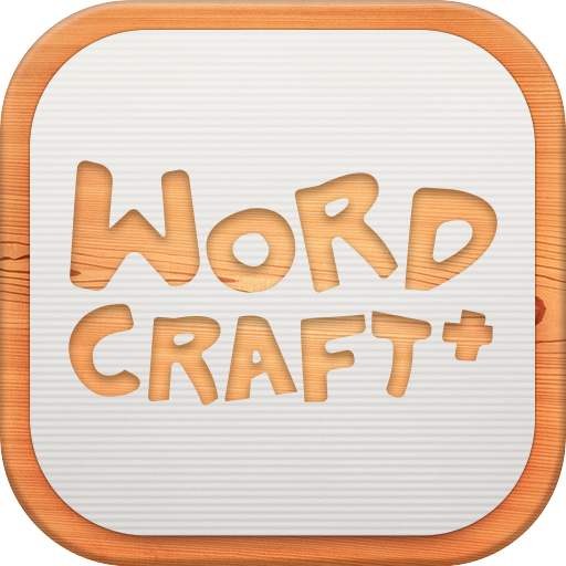 Word Craft + Funny Scrabble, Crossword Puzzle Game