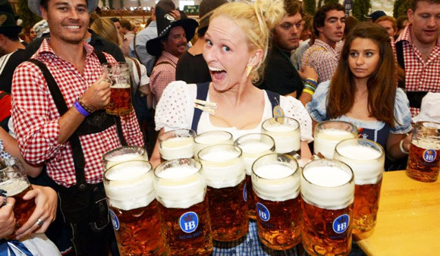 Фестиваль пива Октоборфест