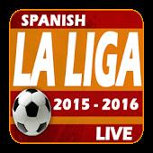 Spanish La Liga 2015 2016 Live
