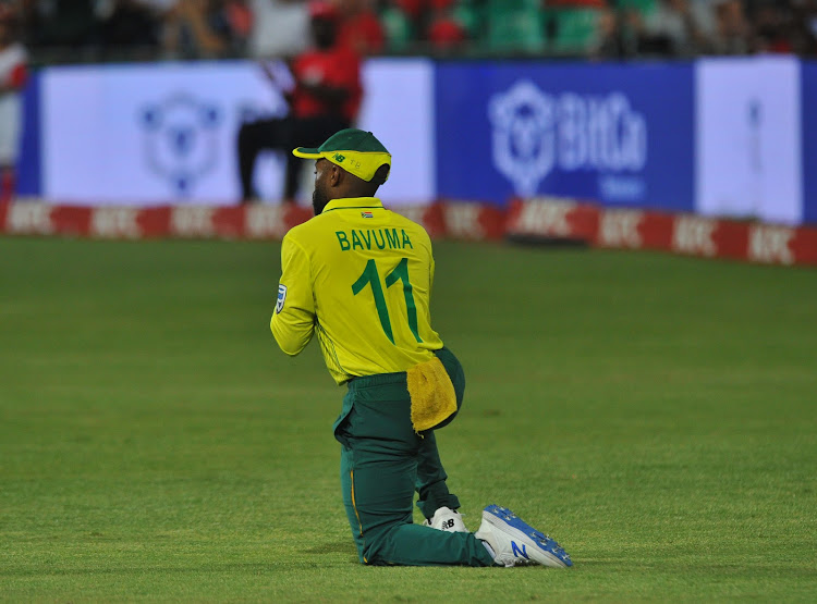 Temba Bavuma will lead the Proteas limited-overs side as captain in the T20 World Cups in 2021 and 2022 and the 50-over World Cup in 2023.